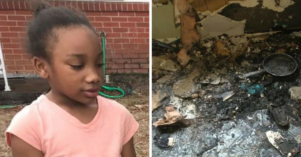 Single Mom Dies Rescuing 4 Children From Burning Home