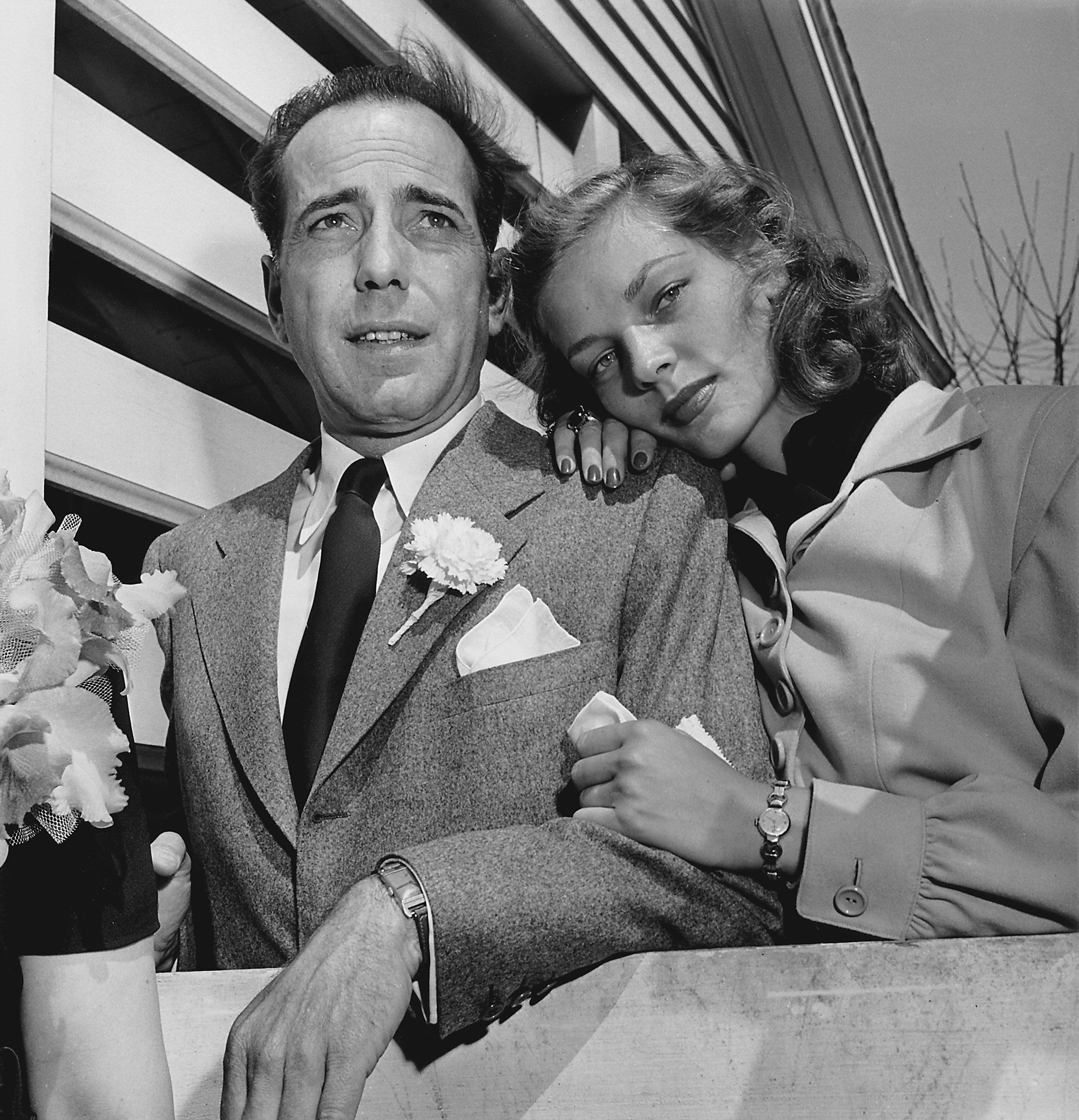 The Violent Marriage Of Humphrey Bogart Would Put Hollywood To Shame Today