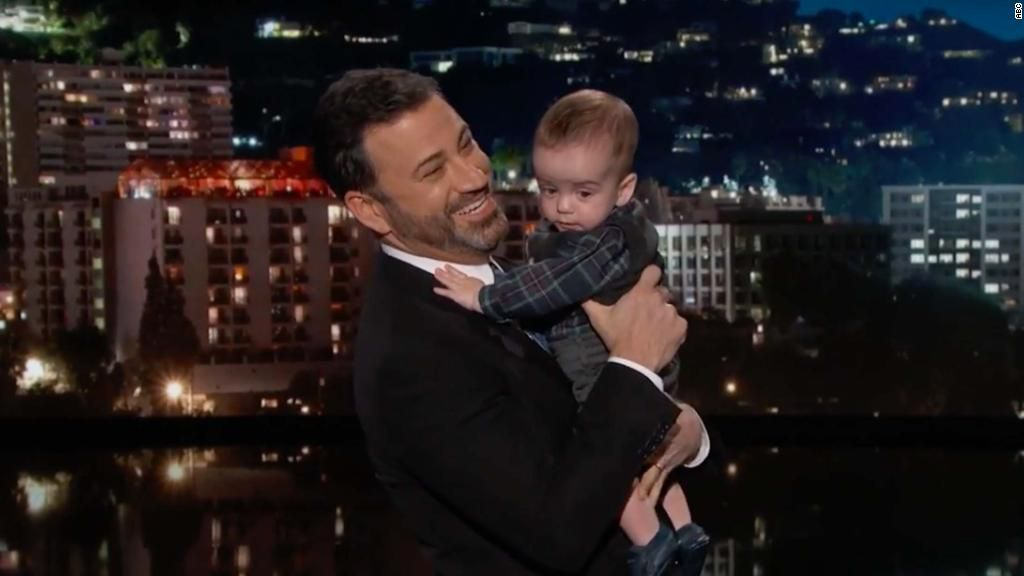 Jimmy Kimmel and Billy