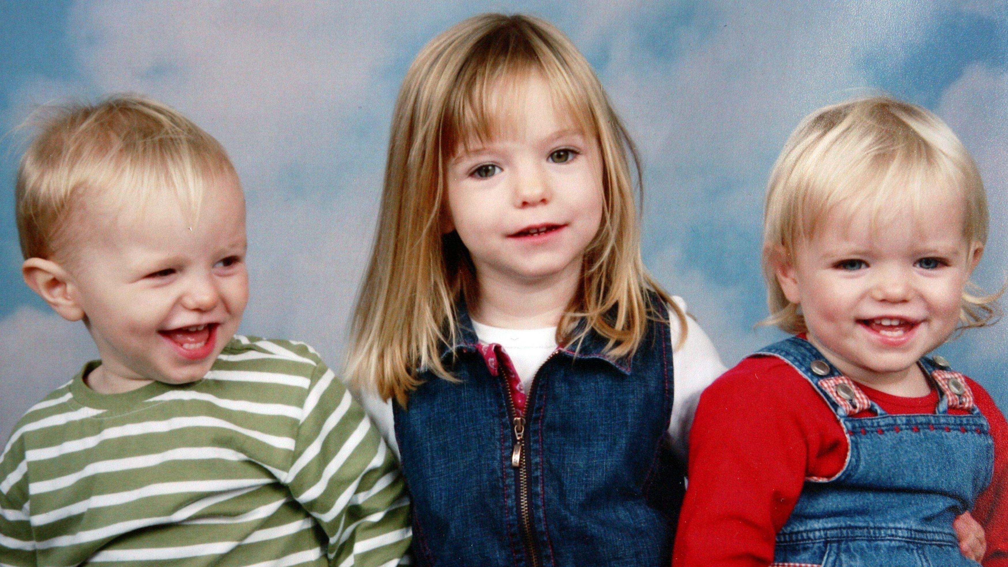 The McCann children