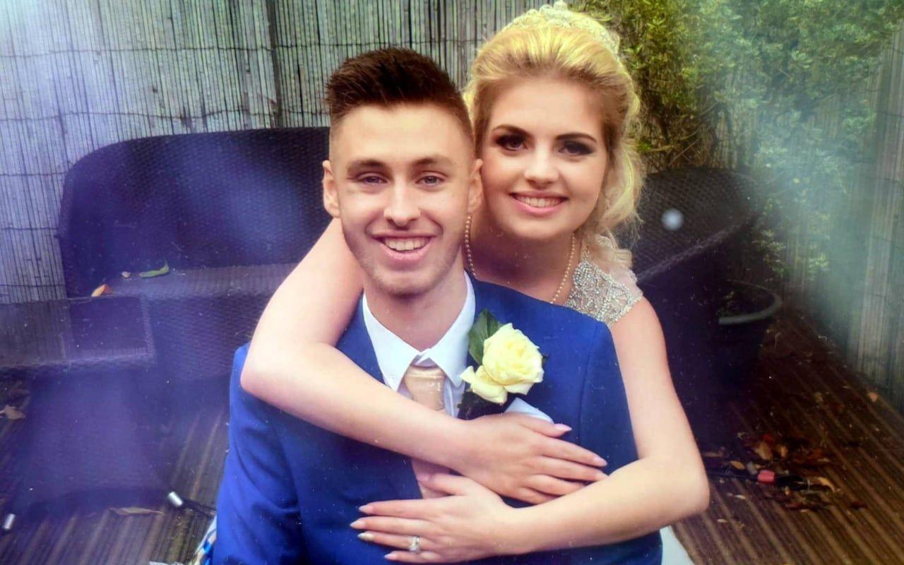 Jack Kane and Emma Clarke