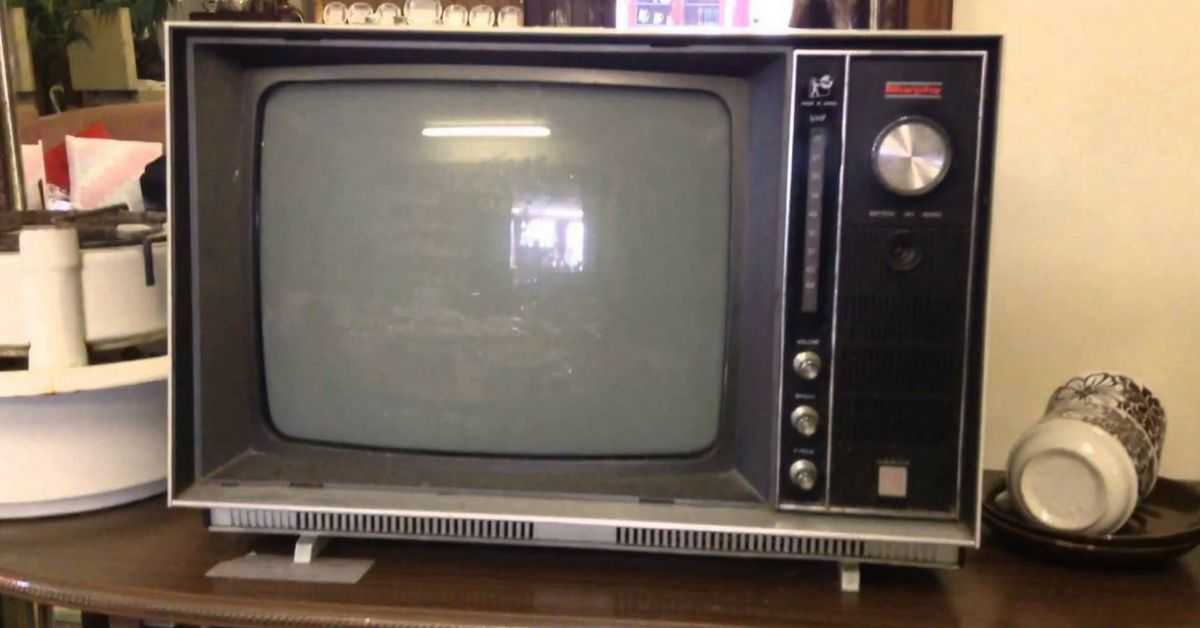 Image result for television in the 70s