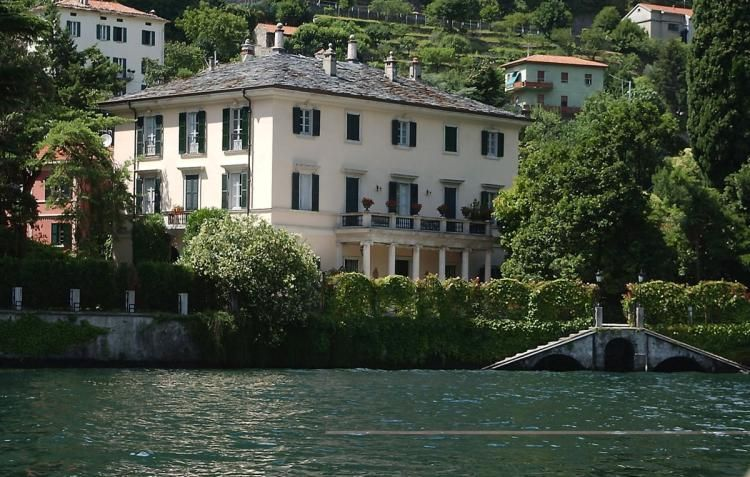 George's Lake Como Villa