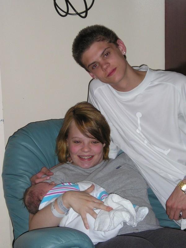 Caitlynn and Tyler