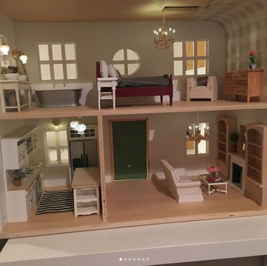 Fixer Upper Dollhouse