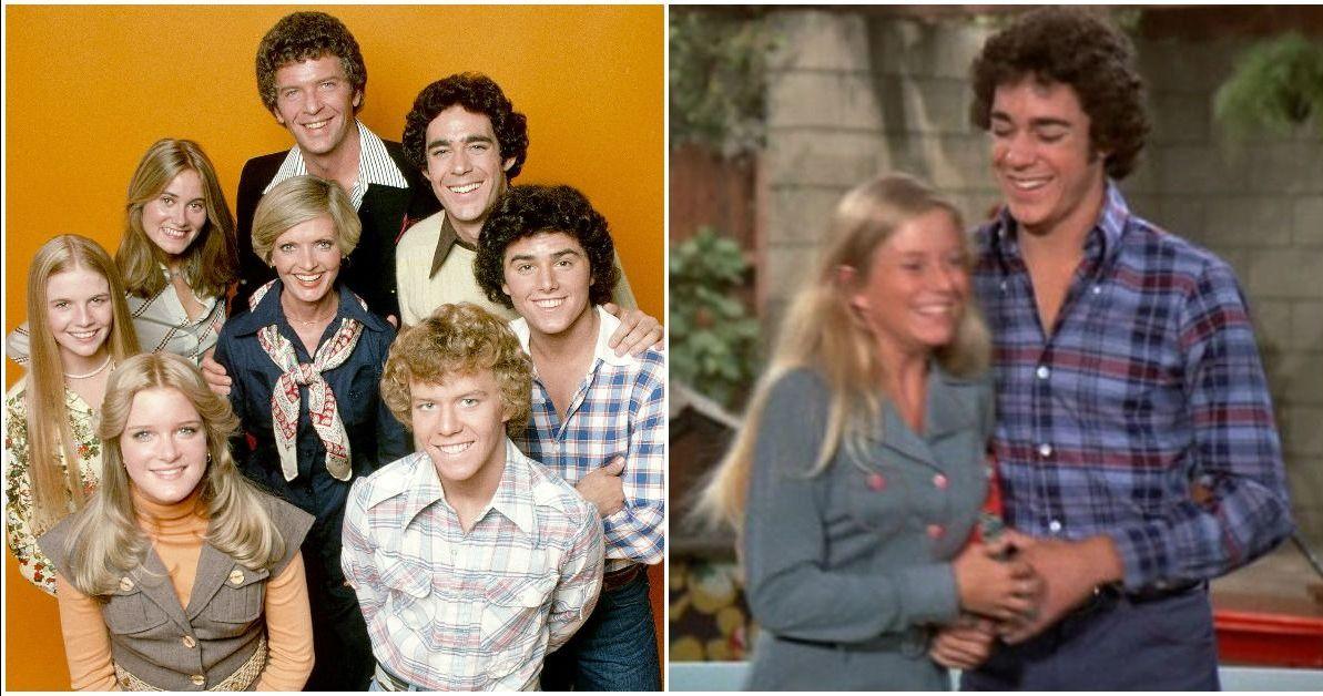 'The Brady Bunch' Cast...
