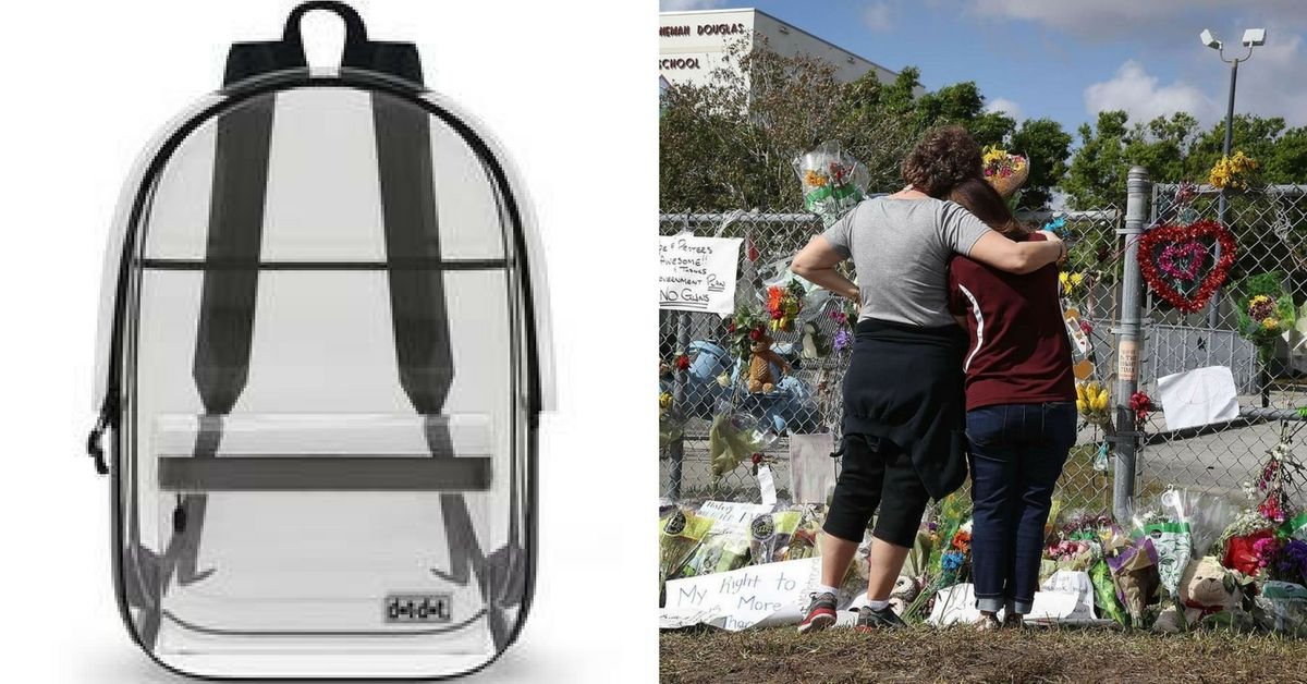 MSDHS Will Now Give Out Clear Backpacks To Prevent School Shootings