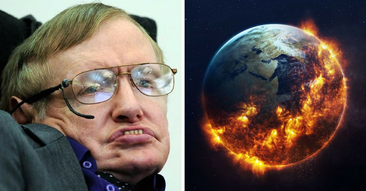 Stephen Hawking Predicted The