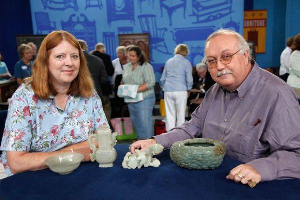 Antiques Roadshow - jade bowls