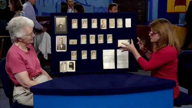 Antiques Roadshow - baseball cards