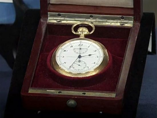 Antiques Roadshow - pocket watch
