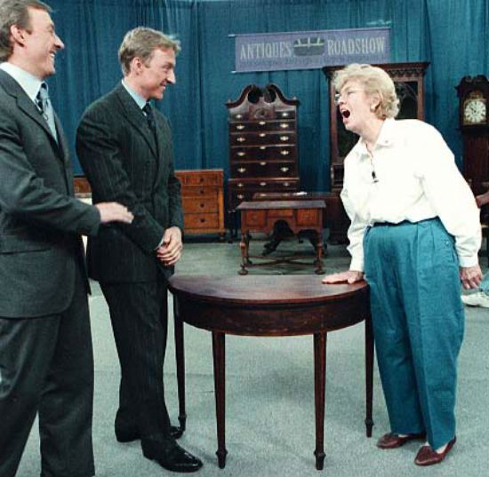 20 Most Valuable 'Antiques Roadshow' Items