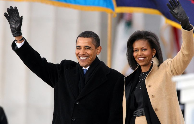 Barack and Michelle Obama In Talks For Several Netflix TV Shows