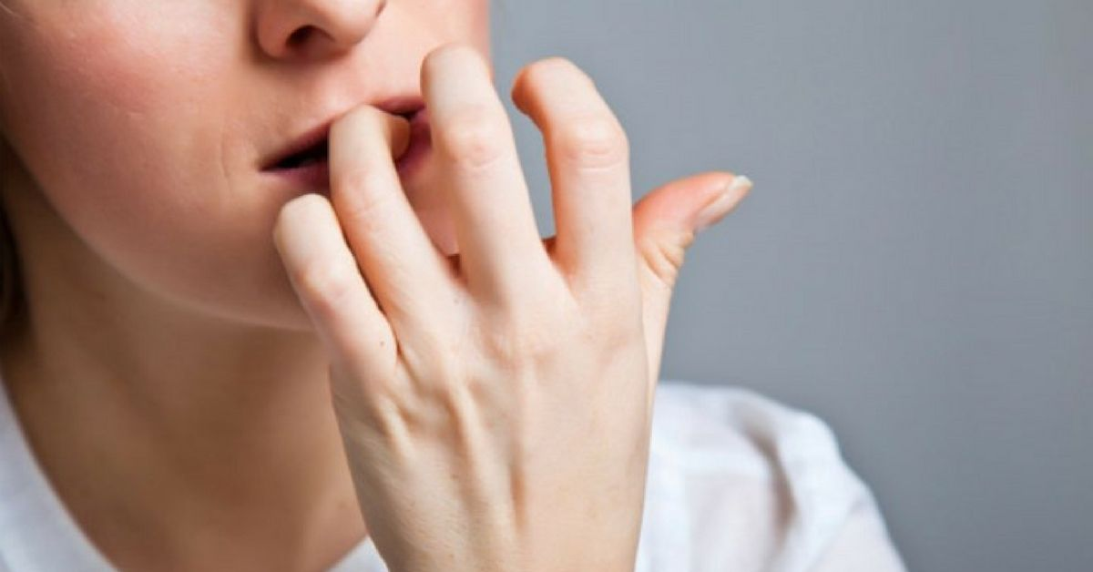 People Who Bite Their Nails Have A Trait In Common, And No It\'s Not ...
