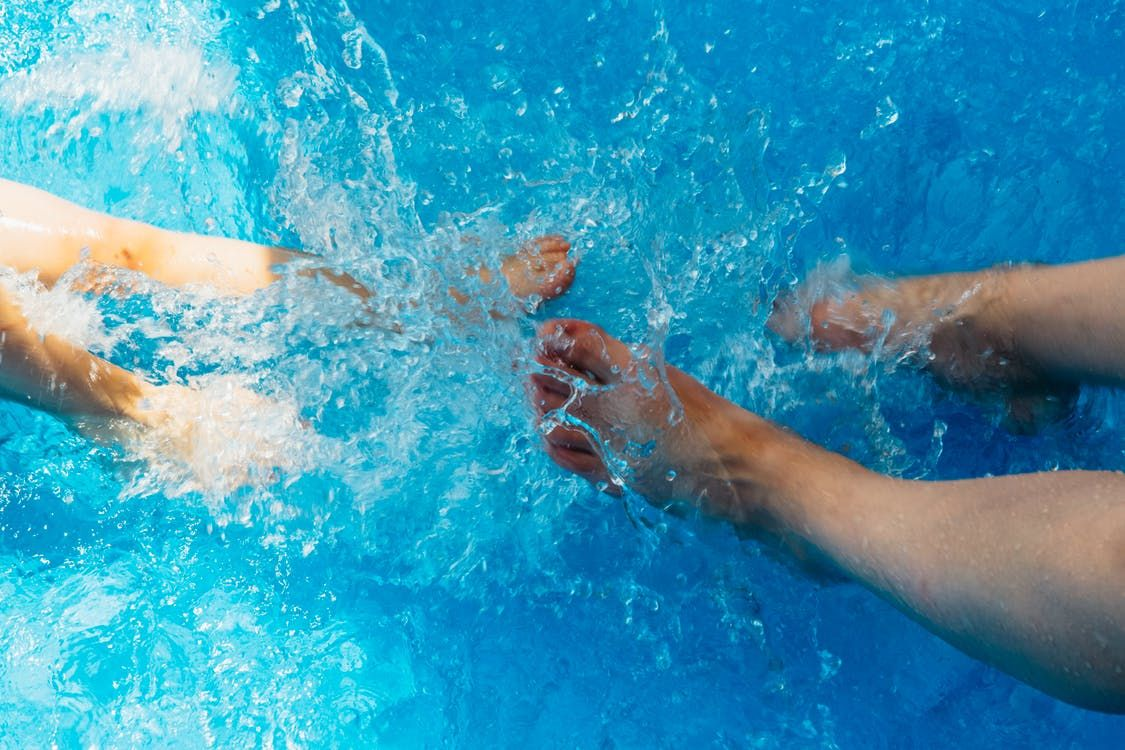 The Disgusting Truth Behind That Chlorine Smell At The Pool