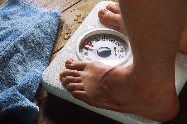 Weight gain.