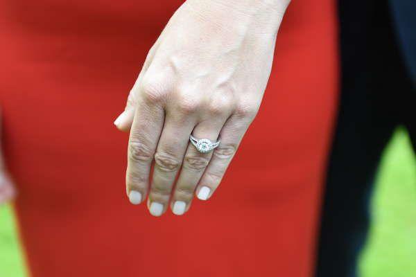 Princess Sofia's engagement ring