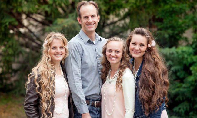 Three Wives, One Husband
