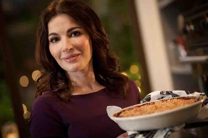 Celebrity Chef Nigella Lawson