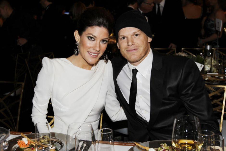 Michael C. Hall and Jennifer Carpenter