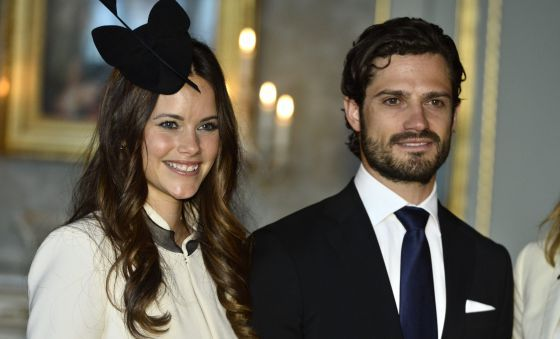 Prince Carl and Sofia
