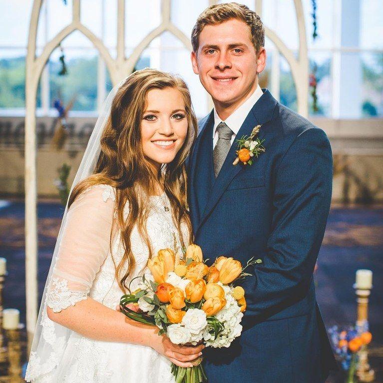 Joy-Anna and Austin wedding day
