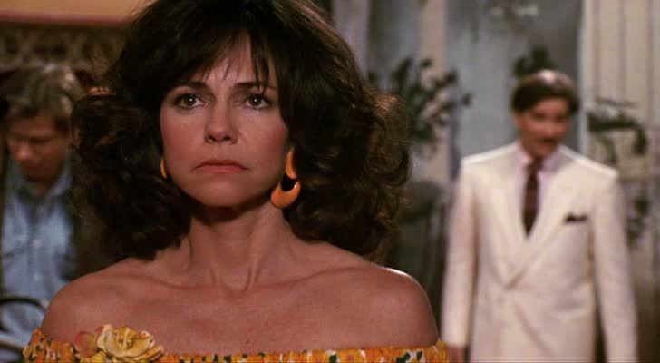 Sally Field in Soapdish