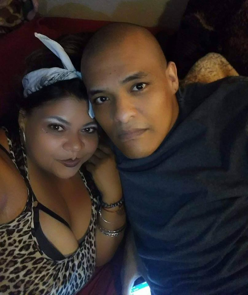 Lupe Samano and her new boyfriend