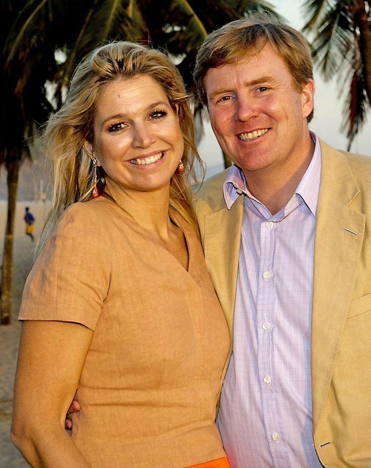 Willem-Alexander and Maxima
