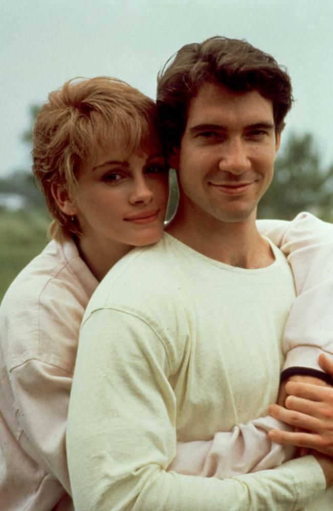 Julia Roberts and Dylan McDermott