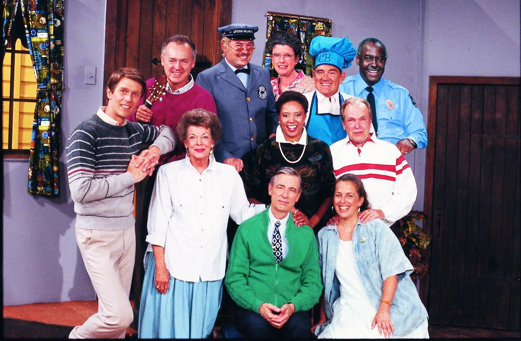 Mister Rogers' Neighborhood cast
