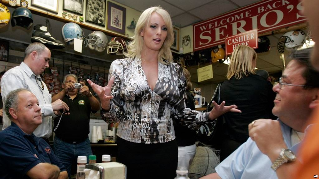 Stormy Daniels considered running for U.S. Senate in 2009