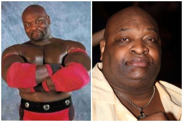 Ahmed Johnson wrestler