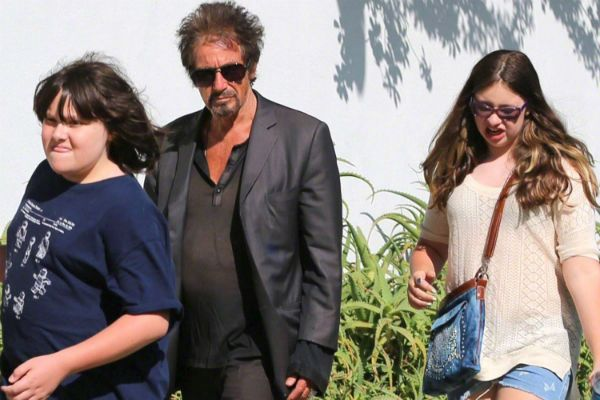 Al Pacino twins.