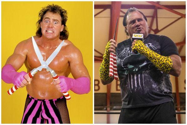 Brutus Beefcake wrestler