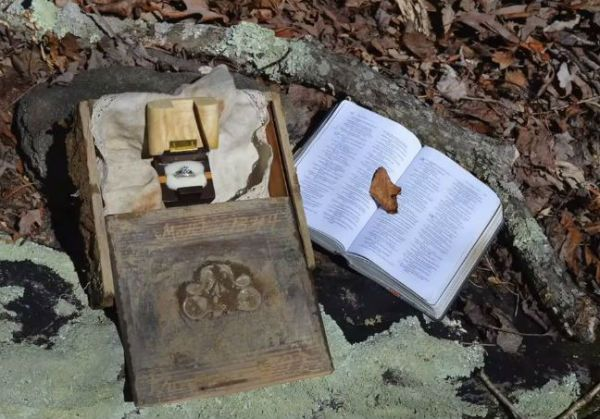 buried treasure proposal