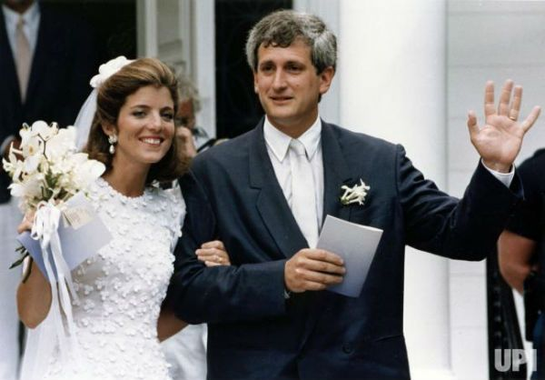 Caroline Kennedy wedding.