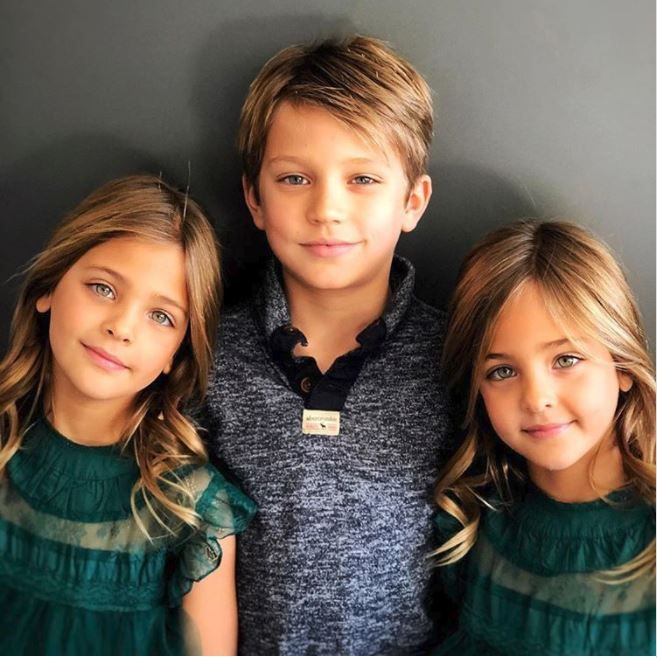 Leah, Ava, and Chase