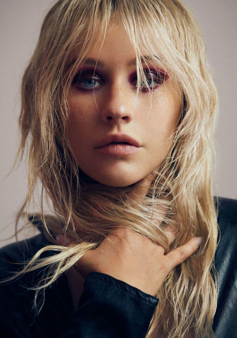 Christina Aguilera in Paper Magazine