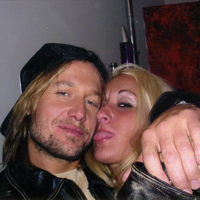Keith Urban and Amanda Wyatt