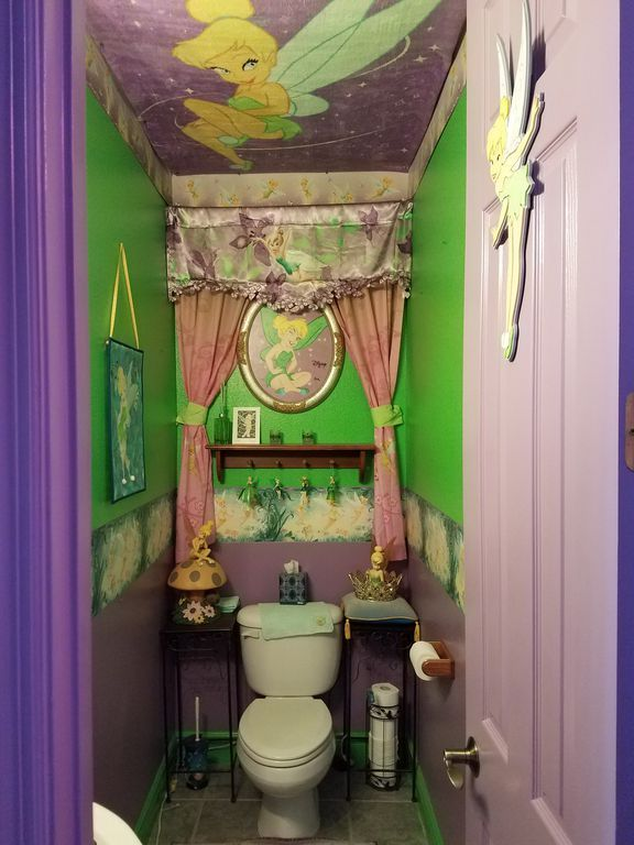 Tinkerbell Bathroom
