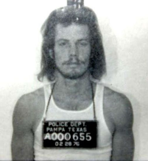 Dog the Bounty Hunter mugshot