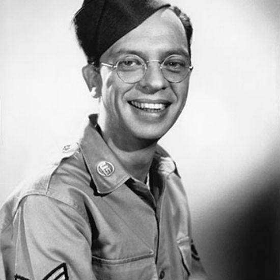 Don Knotts WW2.