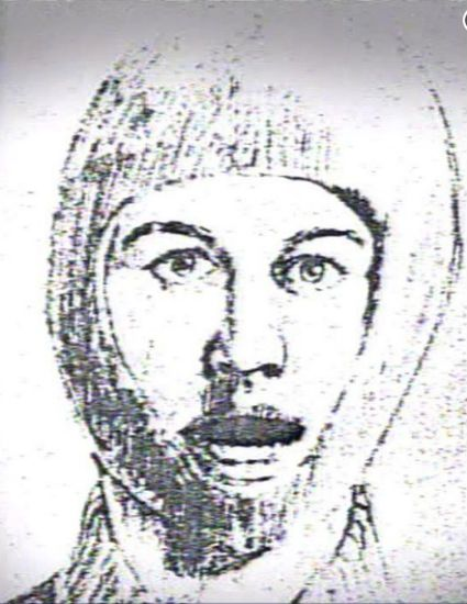East Bay Rapist police sketch