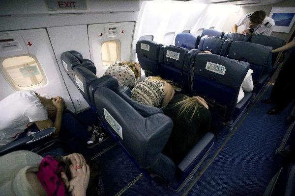 Airplane emergency