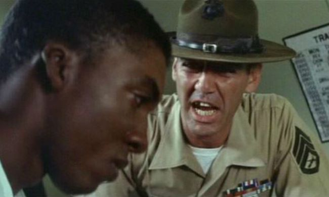 RIP R. Lee Ermey - Marine Corps Veteran And Actor