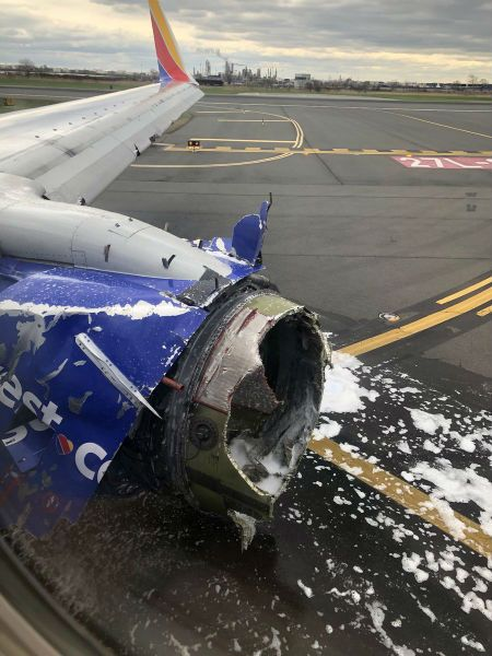 Southwest Flight 1380