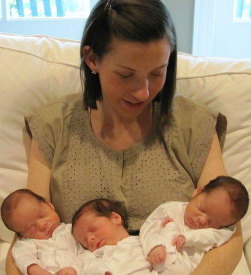 Garrett triplets