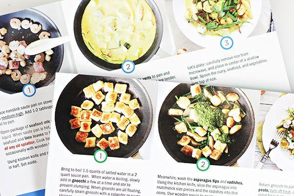 Gobble three-step recipes