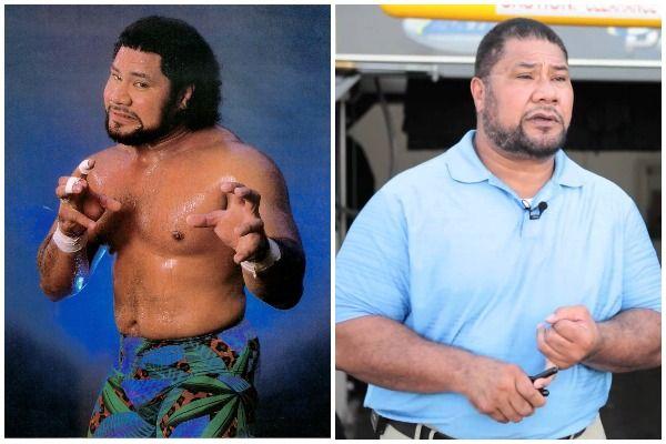 Haku wrestler